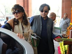 Updates: Shashi Tharoor Charged With Abetting Suicide In Sunanda Pushkar Death Case