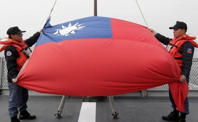 China Fumes After Taiwan's Flag Raising in Washington