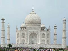 Uttar Pradesh to Develop Places Around Taj Mahal For Tourism