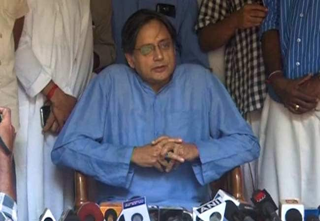 Shashi Tharoor Addresses Media Over Sunanda Pushkar Case: Highlights