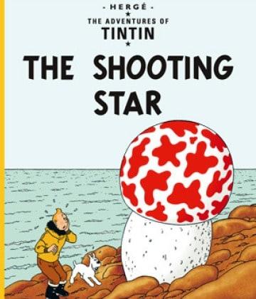 Original 1942 Tintin Comic Cover to go on Sale For 2.5 Million Euros