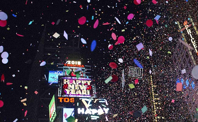 New Year Rings in With Tightened New York City Security, California Arrests
