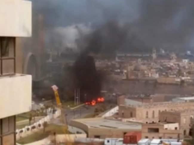 UN Security Council Condemns 'Heinous' Tripoli Hotel Attack