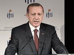 "Turkey President Calls US Capitol Siege ""A Disgrace For Democracy"""