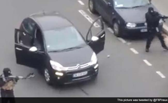 Charlie Hebdo Attack: 12 Killed in Shooting at French Paper's Paris Office