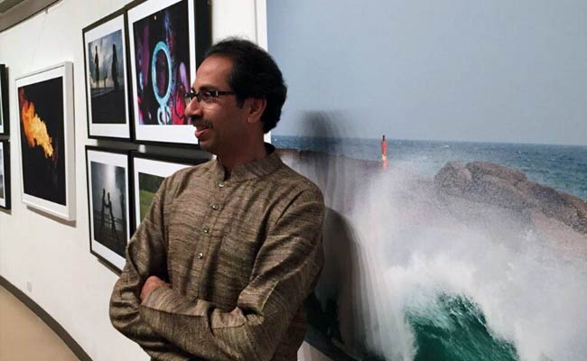 At Exhibition, Sena Chief Says Photography Hobby is His 'Oxygen'