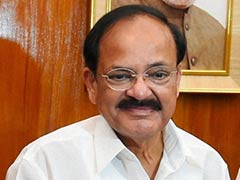 Union Minister M Venkaiah Naidu Meets Industry Executives in US