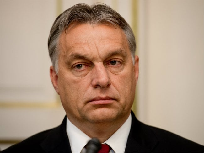 Hungary PM Tells US, Australia to Take Some of Europe's Migrants
