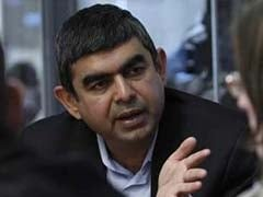 Infosys Chief Vishal Sikka Among Highest Rated CEOs, Says Survey