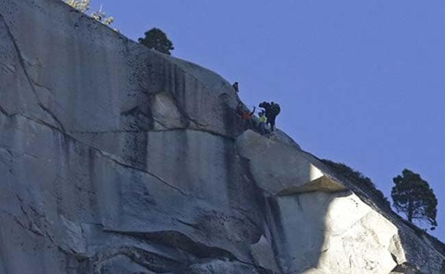 US Pair Relish Historic Yosemite Free Climb