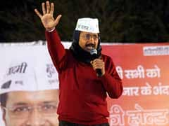 AAP Chief Arvind Kejriwal Addresses Election Rally in Delhi's Malviya Nagar: Highlights