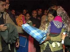 'Blanket Drive' for the Homeless - An NDTV and Uday Foundation Effort