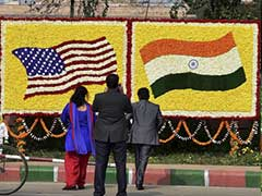 Saying it With Flowers. Delhi Blooms for Obamas