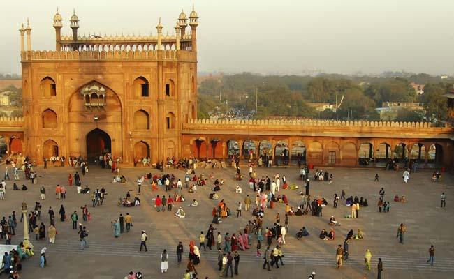 Pleasant Morning in Delhi Today
