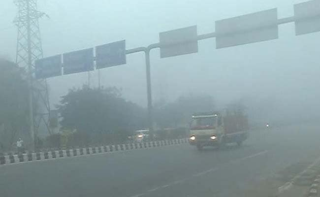Coldest Day of the Year as Delhi Records 4 Degrees Celsius