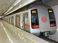 Teen Allegedly Commits Suicide by Jumping in Front of Delhi Metro Train