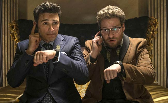 Sony Lines Up DVD Version of 'The Interview'