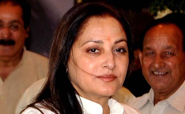 Jaya Prada to Join BJP, Says Samawadi Party Never Respected Women