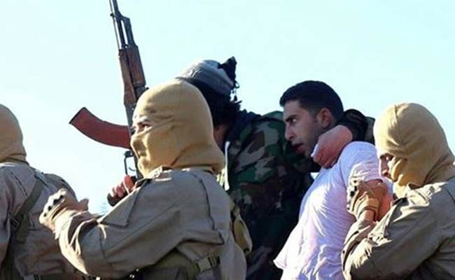 Father of Captured Pilot Asks Islamic State to Treat His Son Well