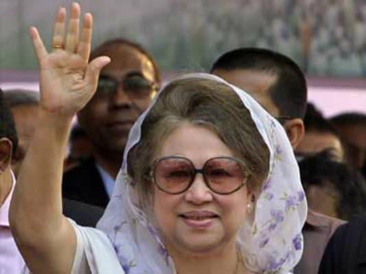 Bangladesh Opposition Head Besieged on Polls Anniversary