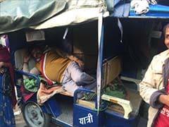 President Pranab Mukherjee Gives Nod to Operation of E-Rickshaws in Delhi