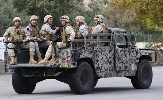 8 Lebanese Soldiers Killed Fighting Terrorists, Says Official
