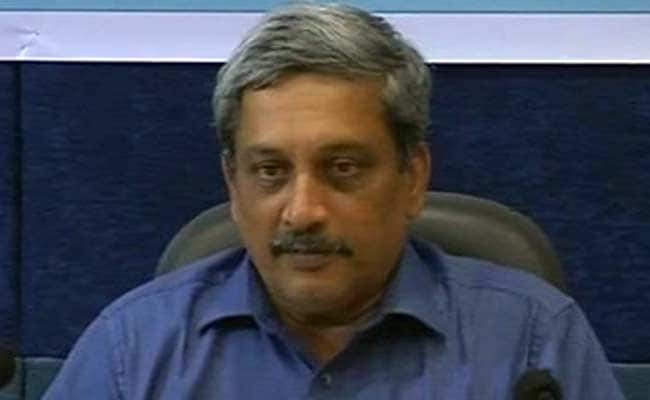 Pakistan Does Not Seem to Learn Any Lesson: Defence Minister Manohar Parrikar
