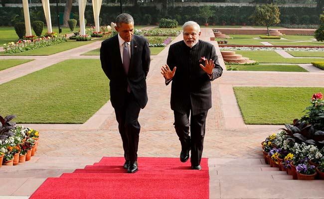 The Short Walk Home. How PM Modi, President Barack Obama Clinched Nuclear Deal