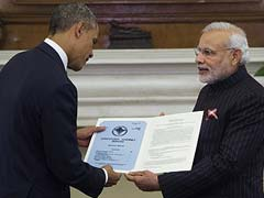President Barack Obama and PM Modi Aim High With India Summit