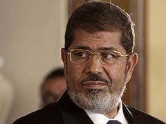 Egypt's Former President Mohamed Morsi Sentenced To Life In Espionage Trial