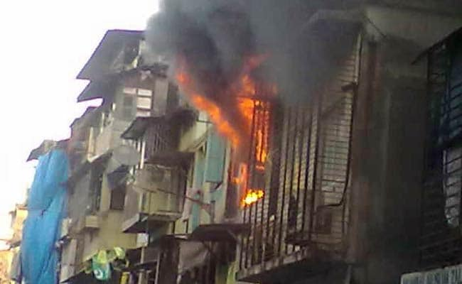 One Dead, Two Injured in South Mumbai Fire