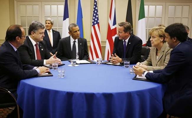 Prosperity Will Conquer Terror: David Cameron and Barack Obama
