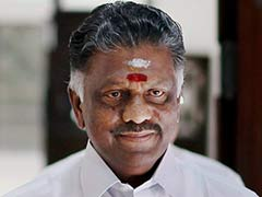 Panneerselvam To Chair Tamil Nadu Cabinet Meet In Jayalalithaa's Absence