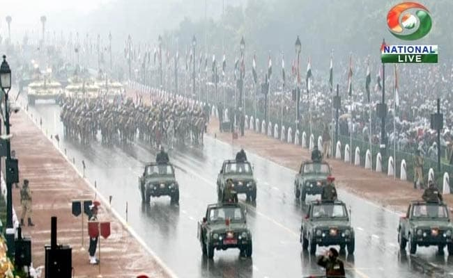 At Republic Day Parade, Alert for Troublemakers in 'Black Caps and Mufflers'