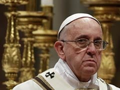 Pope Francis Says Celebrants Should Remember Life's Fleetingness