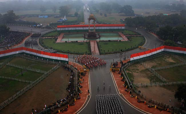 Republic Day Parade To Be Short and Crisp This Year