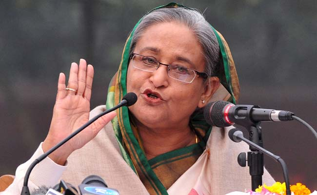 Bangladesh PM Sheikh Hasina Accuses Rival of Anarchy, Year After Polls