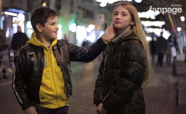 Viral: Some Boys Were Asked to Slap a Girl. This Was Their Remarkable Response