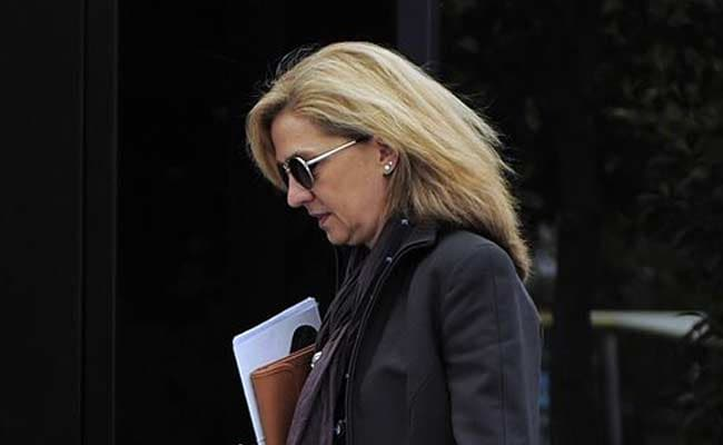 Spain's Princess Cristina To Stand Trial In Landmark Corruption Case