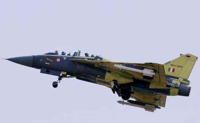 Tejas With Radar Jammer Flies Maiden Sortie