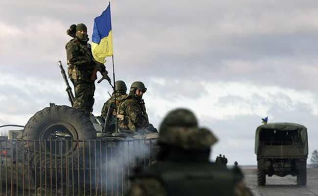 Ukraine Says Separatists Intensifying Rocket Attacks