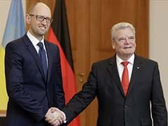 Ukraine PM Seeks Western Unity in Pushing Russia on Peace