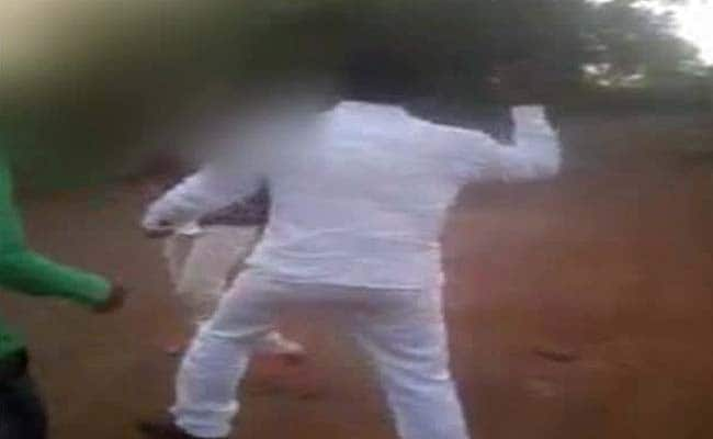 Gang Filmed the Woman They Thrashed, Then Posted on WhatsApp
