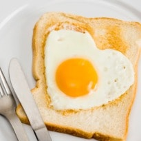 An Egg a Day Keeps Unwanted Calories at Bay