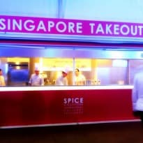 Singapore Takeout: Delhi Edition