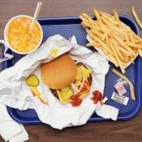 Fast Food Logos Light Up Kids Brains.