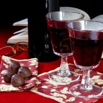 Thumbs Down To Benefits Of Chocolate, Red Wine