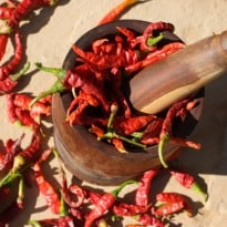 Cancer-Causing Chemical in China's Chilli Products.