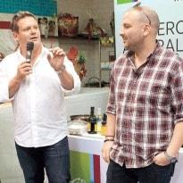 Mumbai's Masterclass With Gary and George