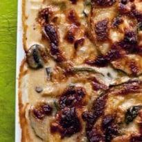 Nigel Slater's Lasagne Recipes